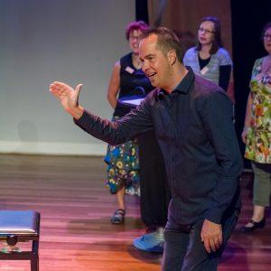 Dirigent Peter Ruijs