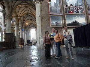 Cultureel dagje Alkmaar